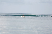 Nias is famous for it's world class waves